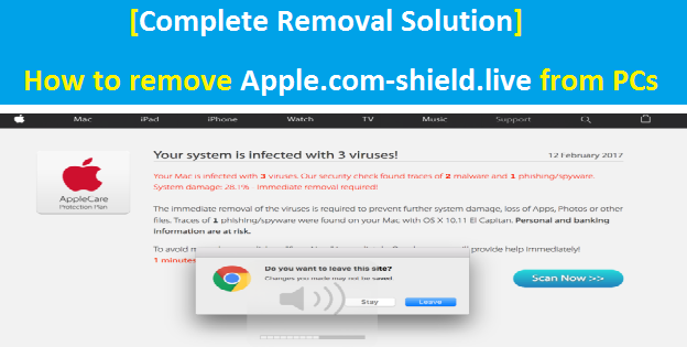 Solution] How to remove Apple com-shield live from PCs | PC